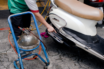 Bao lâu thì thay nhớt xe máy một lần là tốt nhất - 1