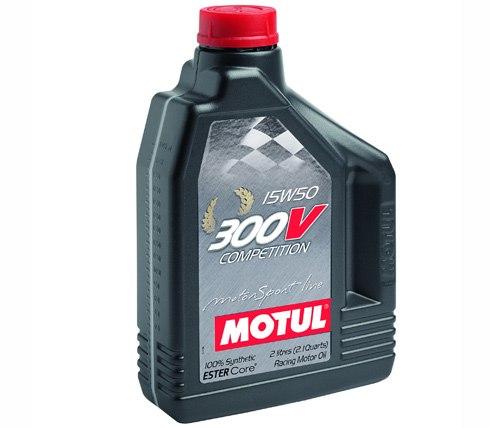 Motul 300v sử dụng công nghệ dầu nhớt ester core - 1
