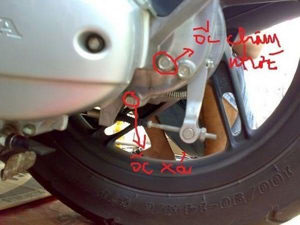 Hướng dẫn thay nhớt xe pcx 125 - 7