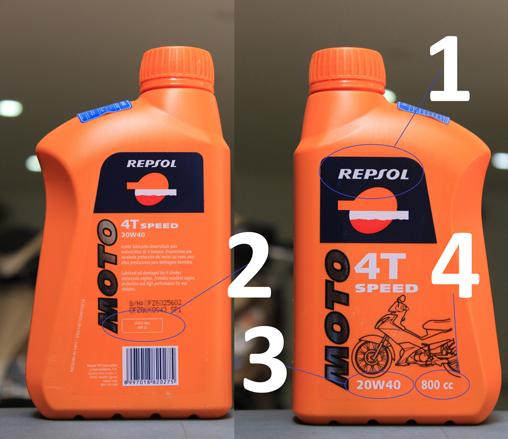 Nhớt repsol có tốt không có nên đổi qua dùng nhớt repsol - 4