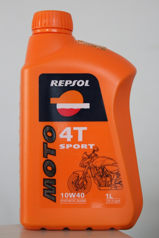 Repsol moto sport 4t 10w40 - 1
