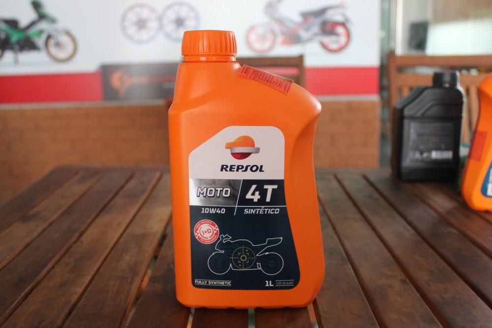 Repsol moto sintetico 4t 10w40 - 1