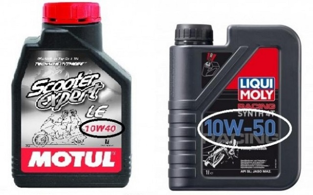 Hướng dẫn chọn dầu nhớt tốt cho xe máy pgm - fi - 6