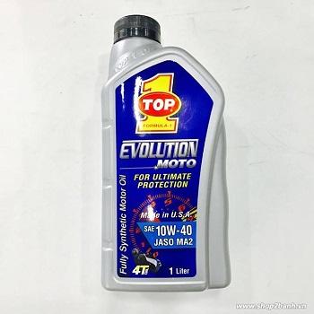 Dầu nhớt top 1 evolution dùng có tốt không - 3
