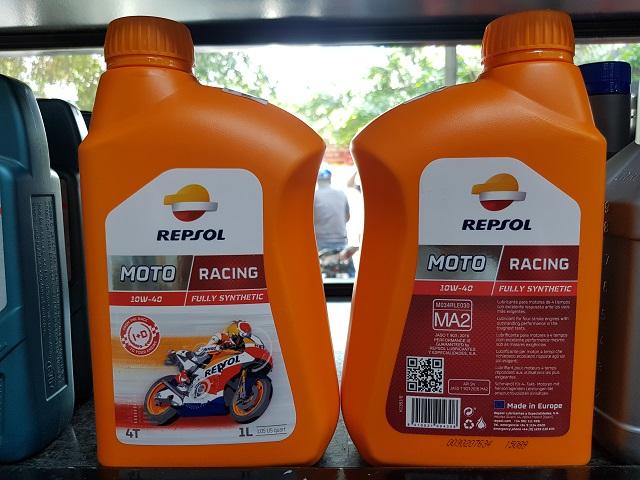 Repsol racing 4t 10w40 - 1