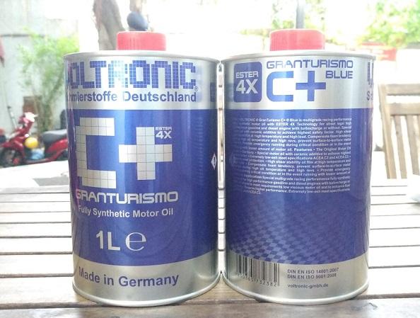 Voltronic c blue granturismo 1l - 1
