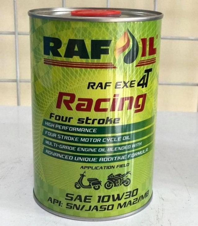 Raf oil racing 10w30 08l - 1