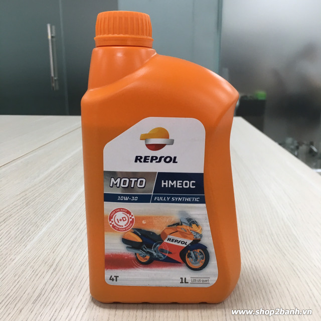 Repsol moto hmeoc 4t 10w30 - 1