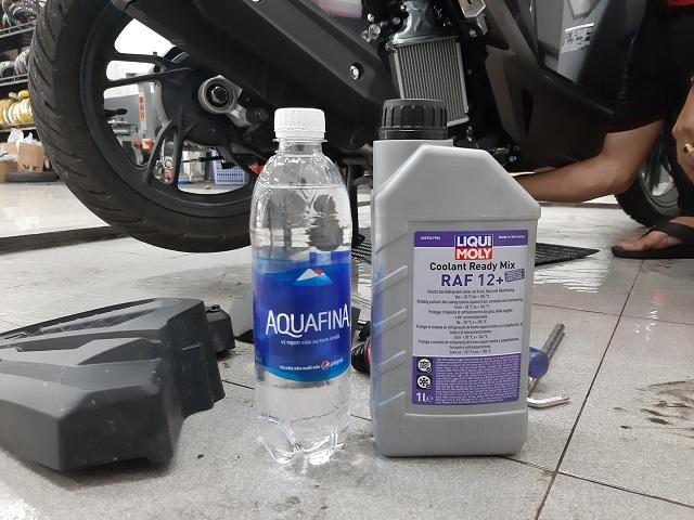Thay nước làm mát cho r15 loại nào tốt giá bao nhiêu - 4
