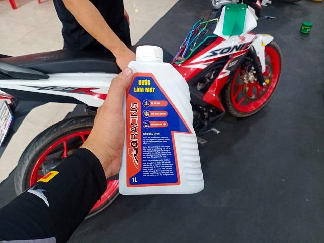 Tổng hợp các loại nước làm mát xe máy tốt nhất hiện nay - 1
