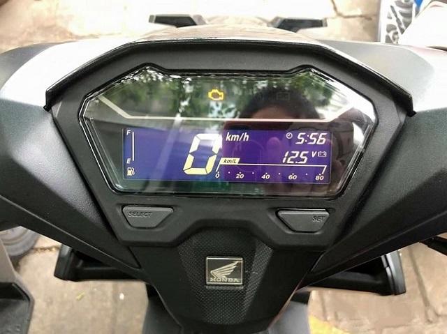 Hướng dẫn cách tắt đèn báo oil change trên xe vario - 1