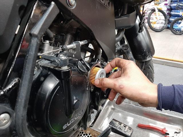 Lọc nhớt xe máy đi bao lâu thì nên thay - 2