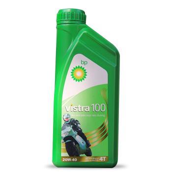 BP Vistra100 4T 20W40 1L
