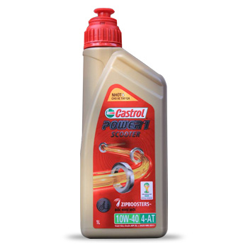 Castrol Power 1 Scooter 1L