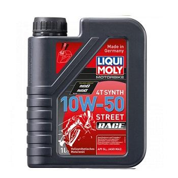 Liqui Moly Motorbike Synth 4T 10W50