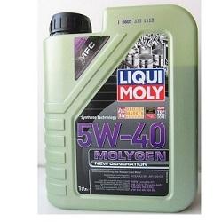 Liqui Moly 5W40 Molygen 1L