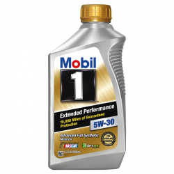 Nhớt Mobil 1 5W30 Gold