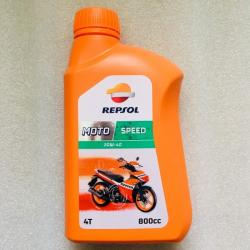Repsol Moto Speed 4T 20W40 0.8L