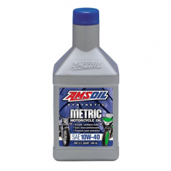 Amsoil 10W40 Synthetic Metric