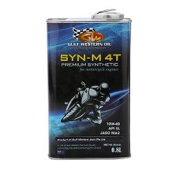 Gulf Western Oil SYN-M 4T Premium 10W40 0,8L