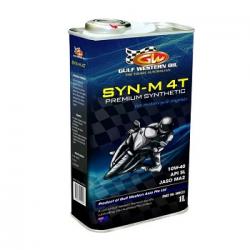 Gulf Western Oil SYN-M 4T Premium 10W40 1L