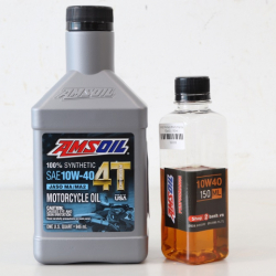 Nhớt chiết lẻ Amsoil Performance 10W40 (150ml)
