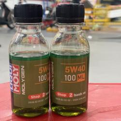 Nhớt chiết lẻ Liqui Moly Molygen 5W40 (100ml)