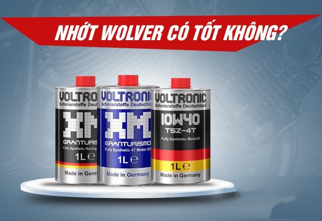 Nhớt Voltronic của nước nào? sản xuất ở đâu? chất lượng có tốt không?