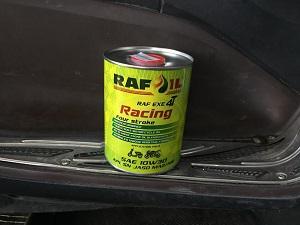 Những ưu điểm của nhớt RAF Oil Racing mà bạn nên biết